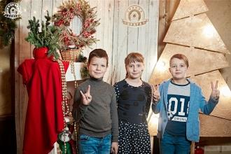 Детский праздник 16 декабря 2018