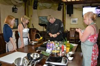 Кулинарные курсы для молодой хозяйки